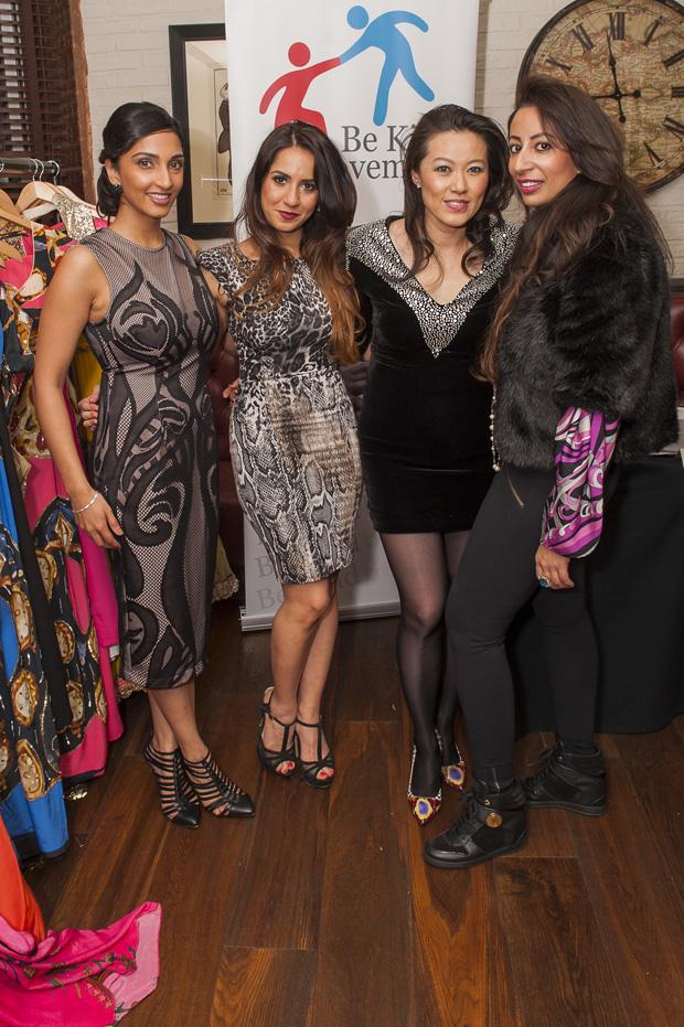 Jigna Patel, Ash Kaur, Lucy Choi, Ratika Puri Kapur